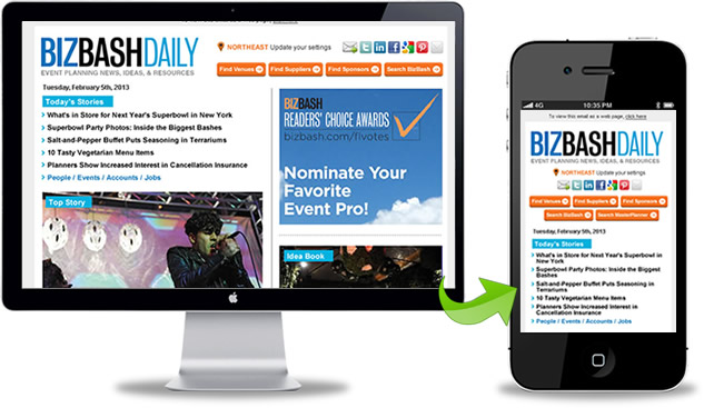 Mobile friendly responsive email newsletter design is the future ...