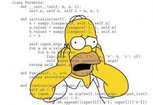 simpson-code-readibility