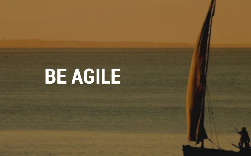 Be Agile : Agile Development 101 for Clients