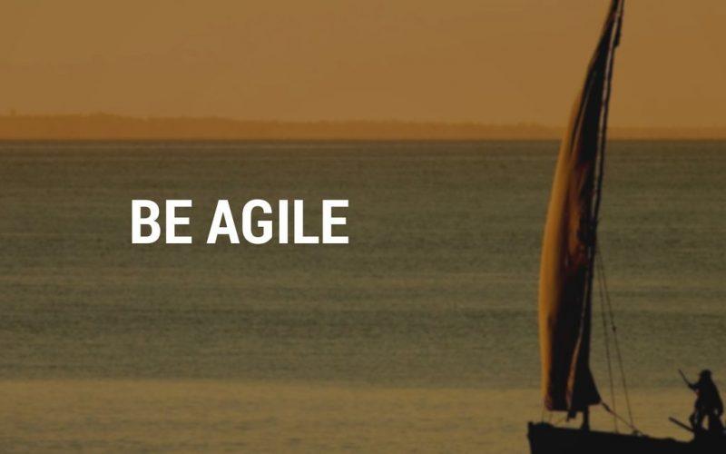 Be Agile : Agile Development 101 for Clients