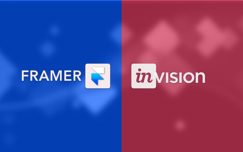 InVision Superman Versus Framer X Batman — Who's Your Bet On?