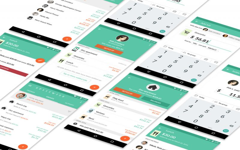 How much will it cost to make a new Splitwise app?