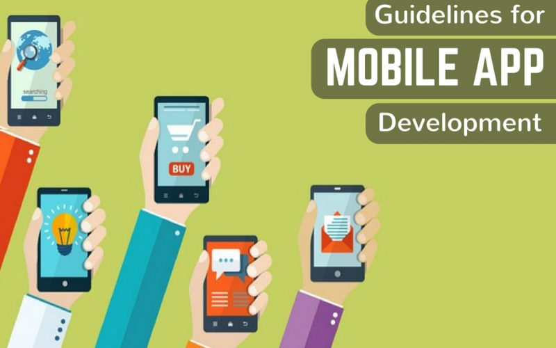 Guidelines for Mobile App Development