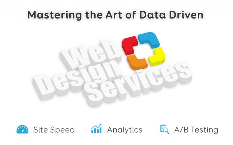 Mastering the Art of Data Driven Web Designing