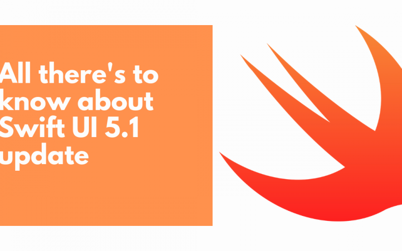 All there's to know about the new Swift UI 5.1 update